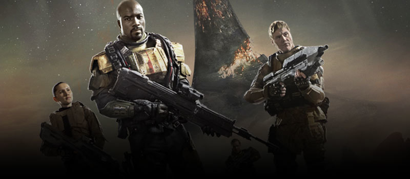 Halo Nightfall 5 Part Digital Series Channel Halo Official Site