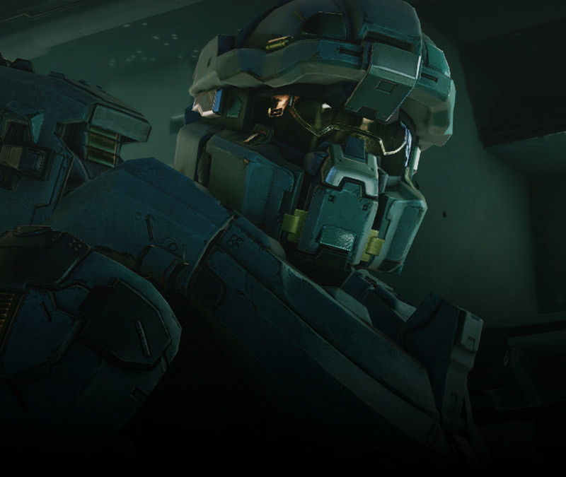 Frederic 104 Characters Universe Halo Official Site