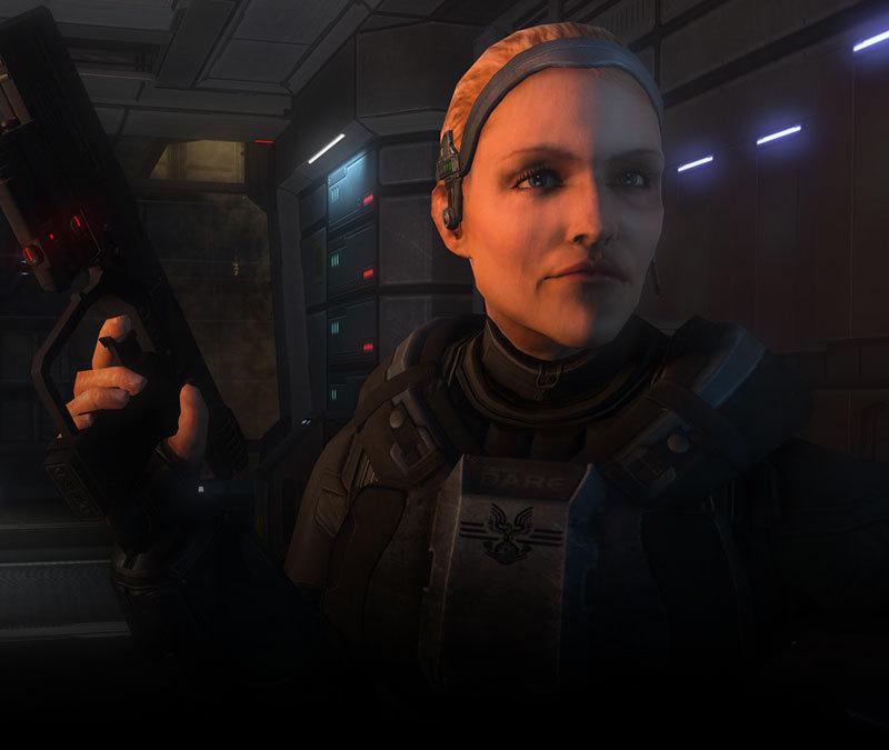 Halo 3 Odst Veronica