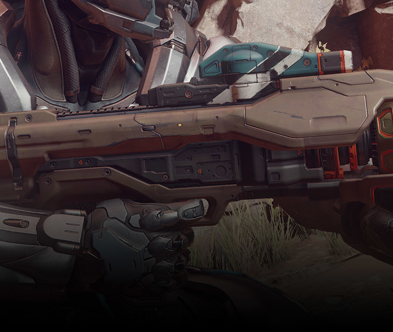Hydra Launcher | Weapons | Universe | Halo - Official Site