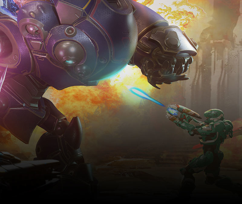 Warzone Firefight | Games | Halo - Official Site